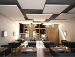 WATER CEILING HEATING AND COOLING RADIANT PANELS TEPLOPANEL