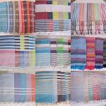 Turkish hammam peshtemal, fouta becah towel