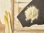 Spargel weiß - getrockneter Spargel - dried Asparagus...