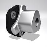 Kupplungssystem für einseitige Wellenanbindungen
