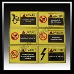 Metal Etiket