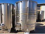 Serbatoio in acciaio inox 304 - 40 HL