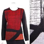 jacquard knitted creations wool