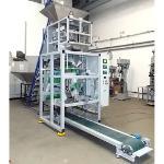 Washing powder packing automatic machine