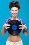 Emballages en carton pour disques vinyle, impression