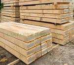 Шпалы деревянные из сосны, дуба, бука