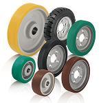 Drive and hub fitting wheels