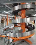 Спиральный конвейер