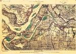 Landkaarten op maat gemaakt
