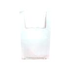 500 Sacs Bretelles Bd Blanc 50µ 26x6x45