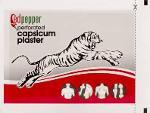 Red Pepper Capsicum Plaster