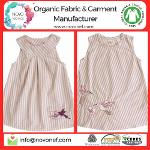 bd060259027 Private label Organic Cotton Baby Dresses Manufacturer