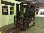 Chariot élévateur diesel Unicarriers DX18G