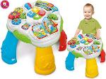 Muscial baby learning table Multifunction early learning toy