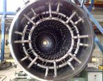 SS Plate Bundles Welded on De-hydrogenation Reactor Vessel