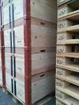 контейнер деревянный,борта для евро поддонов
