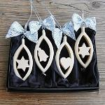 Luxury Wooden Hanging Decorations