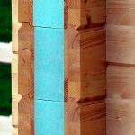 Glued Thermotimber