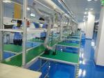 led tube lights assembly line