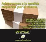 intercaladores antideslizantes a medida SAFE PALLET