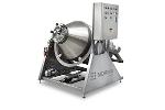 Vacuum diffuser / Vacuum liquid coater for animal food