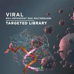 Viral RNA-dependent RNA Polymerases Targeted Library