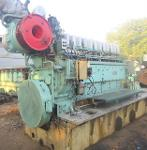 Stork Wartsila Diesel 6FSHD240G Engine