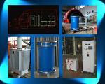 Frequenzvariable Serienresonanz-Anlagen für Mittelspannung