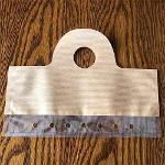 eco friendly paper grape bags