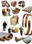 Castings in copper based alloys