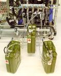 Brennstoffvergleich im Verbrennungsmotor