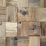 Carreaux en vieux bois