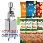 Tortitas de maíz máquina (máquina de la panadería)