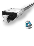 Linear Guides Type Fda-K Double Rail And Cassette Standard