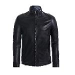 Hugo Boss Leather Jacket