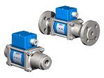 Co-ax Certificated Valves | Tüv