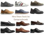 European brands Men's shoes