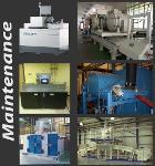 Maintenance machines à faisceaux d'électrons