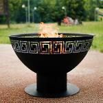 """Open fire pit """"Greek"""""""