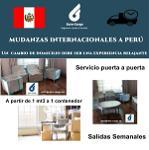 Mudanzas a Perú