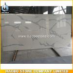 Calacatta Quartz Slab Decoration For Kitchen And Bathroom