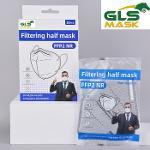 Masque de protection FFP3 FFP2 CE EN149 jetable