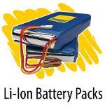 Li-Ion Battery Packs