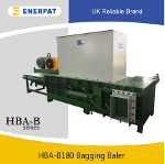 Bagging Baler Machine for Silage Straw