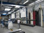 Leichte Hängekrane bis 1.000 kg aus Stahl, Edelstahl,...