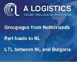 Groupages Bulgaria NL, Part loads NLto Bulgaria
