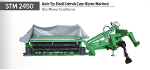 STM 2450 DISC MOWER CONDITIONER
