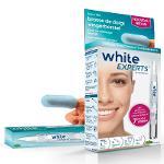 White Experts Brush & Bleach Stick blanchiment Des Dents