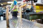 Stainless Steel Slitting Blanks Polishing