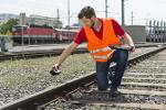 Gleis- und Weichenmessgerät CALIPRI C42
